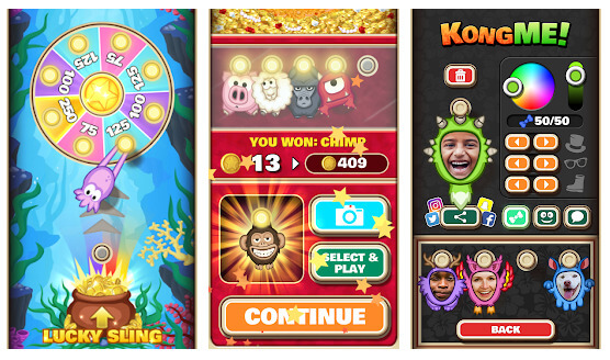 Sling Kong Mod Apk (v3 17 4) + Unlimited Coins + Unlocked +
